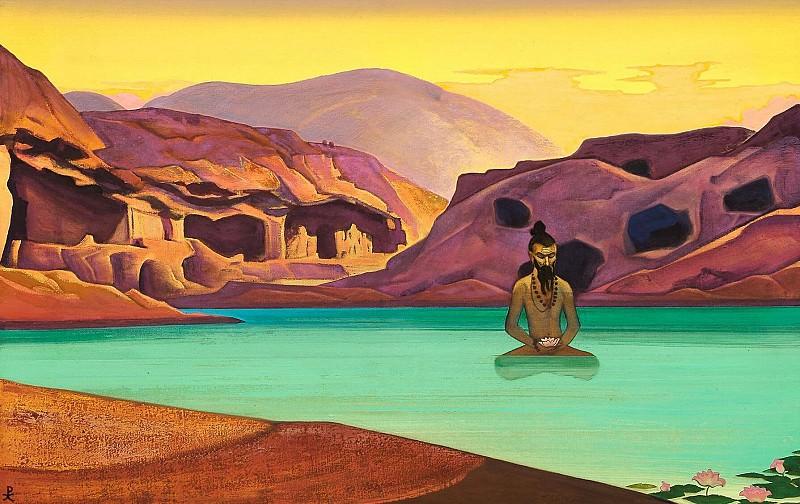 Lotus # 6. Roerich N.K. (Part 4)