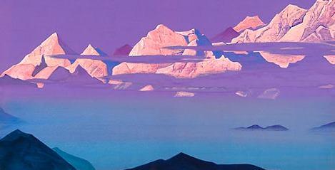 Himalayas # 87. Roerich N.K. (Part 4)
