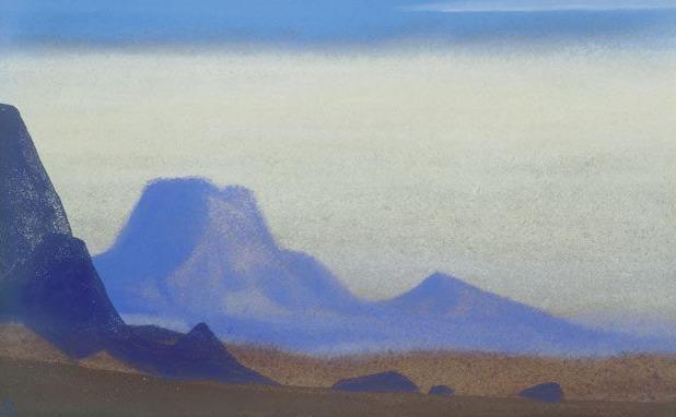 # 23 Turkestan Turkestan (Mountain silence). Roerich N.K. (Part 4)