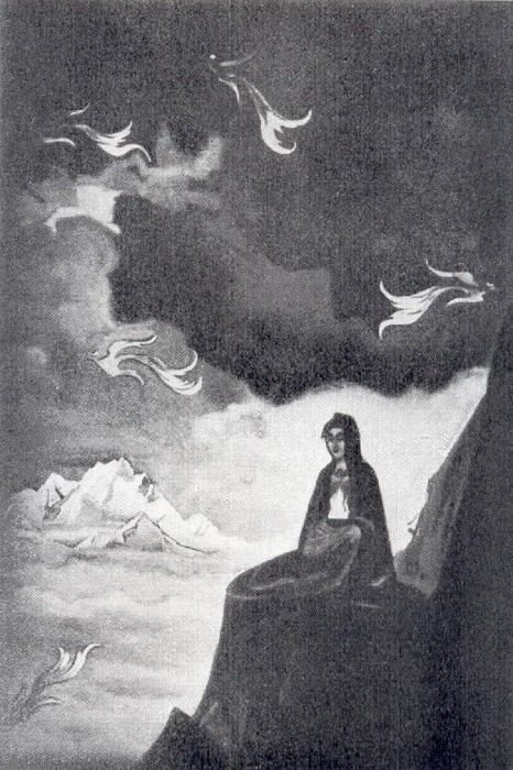 Thoughts fire. Roerich N.K. (Part 4)