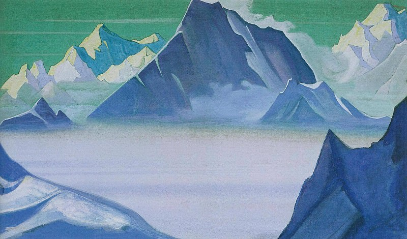 Earth yetis. Roerich N.K. (Part 4)
