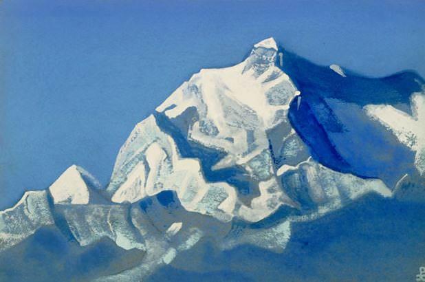 # 26 Convertible Convertible (Eternal snow). Roerich N.K. (Part 4)