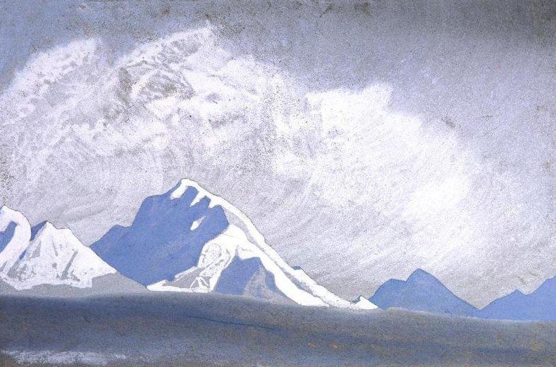 Гималаи. Рерих Н.К. (Часть 4)