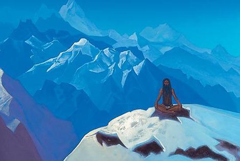 На высотах (Тумо). Рерих Н.К. (Часть 4)