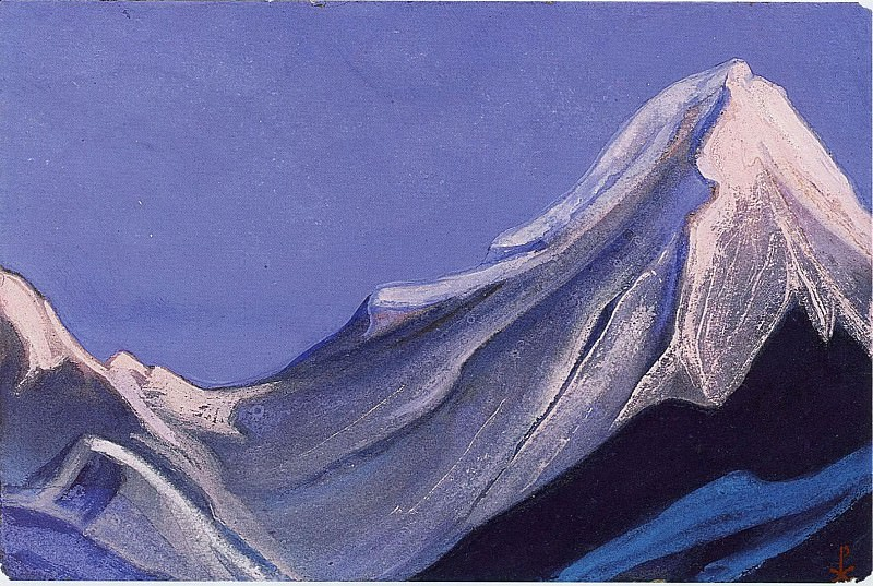 Гималаи #79. Рерих Н.К. (Часть 4)
