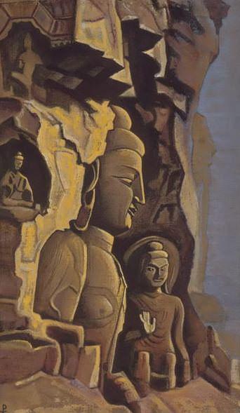 Yuen Kang # 91. Roerich N.K. (Part 4)