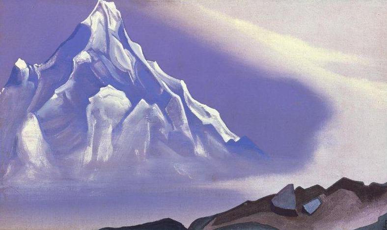 Silver kingdom. Roerich N.K. (Part 4)