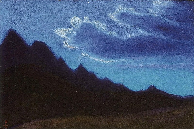 Night # 107. Roerich N.K. (Part 4)
