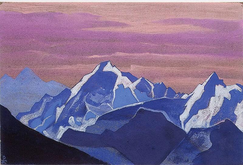 Evening. Roerich N.K. (Part 4)