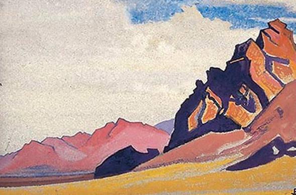 Timur Hada. Mongolia # 228. Roerich N.K. (Part 4)