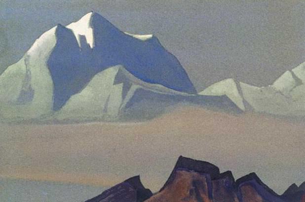 Rocks # 60. Roerich N.K. (Part 4)