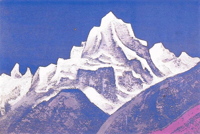 Nanda Devi # 132. Roerich N.K. (Part 4)