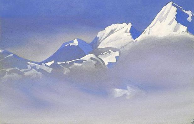 Гималаи #70 Заоблачные горы. Рерих Н.К. (Часть 4)
