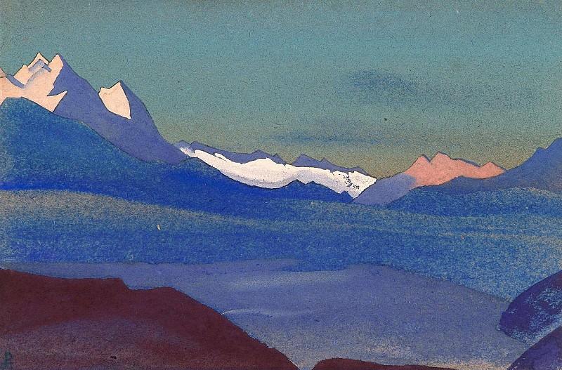 Kashmir # 150. Roerich N.K. (Part 4)