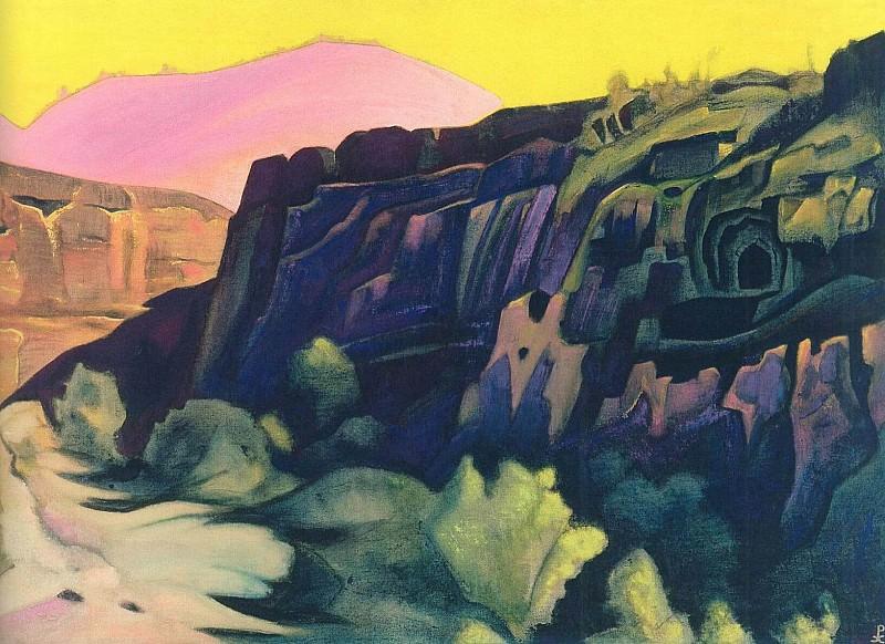 Ajanta # 168. Roerich N.K. (Part 4)