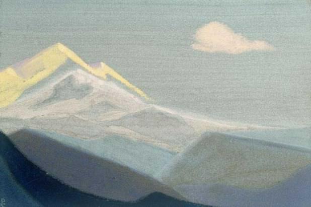 Гималаи #114 Облачная тишина. Рерих Н.К. (Часть 4)