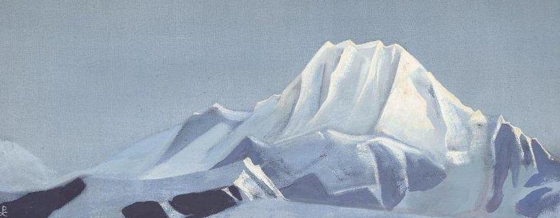 Тибет. Рерих Н.К. (Часть 4)