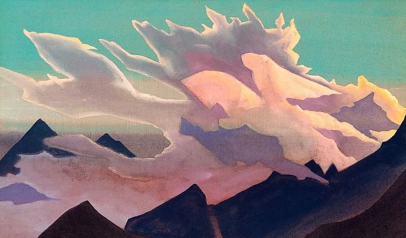 Light Knight # 120. Roerich N.K. (Part 4)