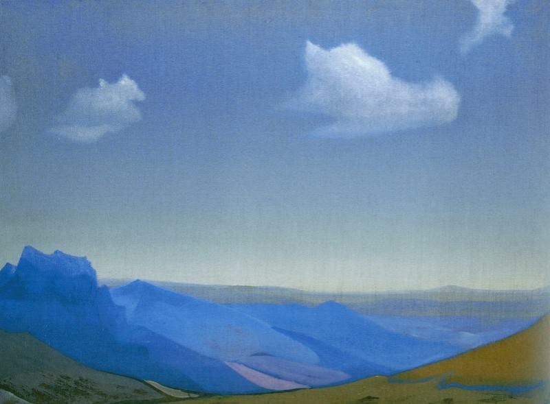 Naran- About. Mongolia # 210. Roerich N.K. (Part 4)