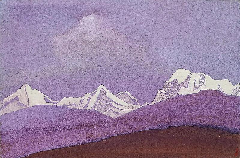 Туман #61. Рерих Н.К. (Часть 4)