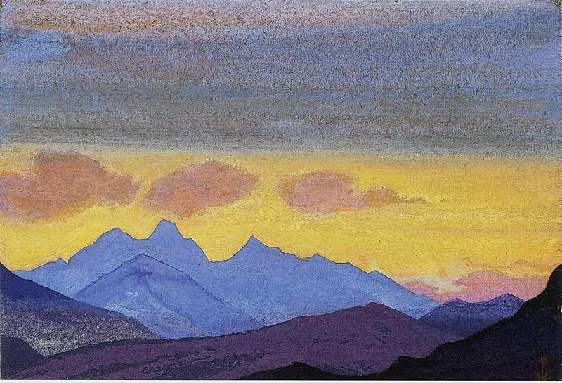 Lahul. Roerich N.K. (Part 4)