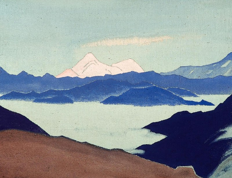 Sacred Himalayas # 119. Roerich N.K. (Part 4)