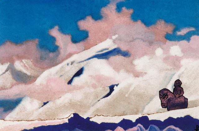 Guga Chohan # 53. Roerich N.K. (Part 4)