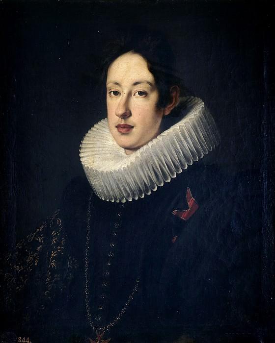 Sustermans, Justus -- Fernando II, gran duque de Toscana. Part 1 Prado museum