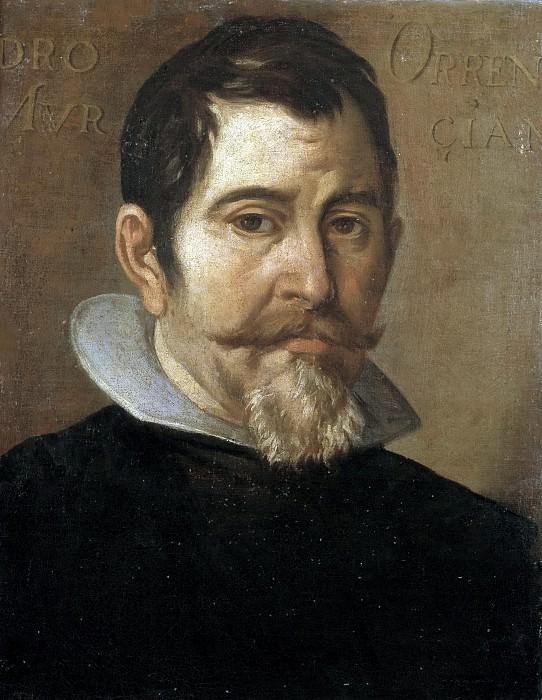 Orrente, Pedro de -- Autorretrato. Part 1 Prado museum