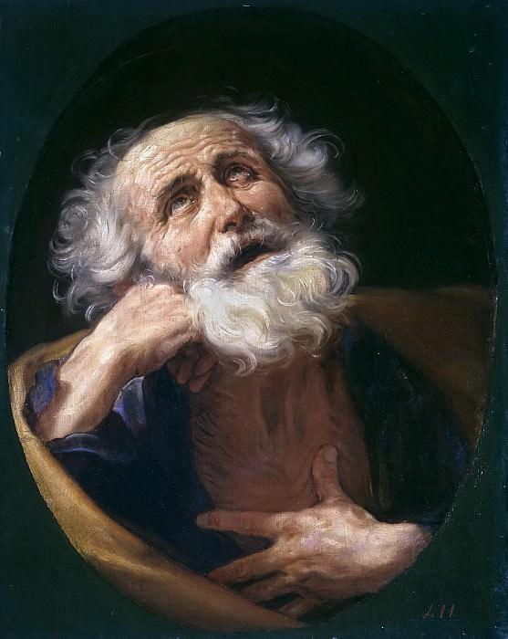 San Pedro. Guido Reni