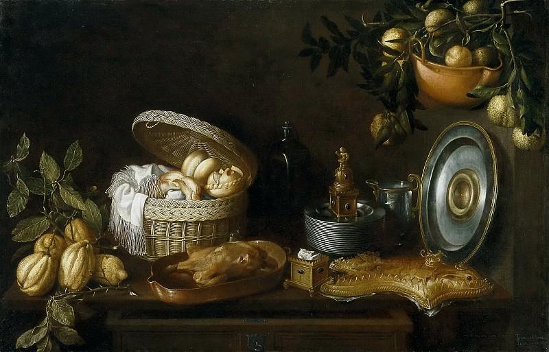Хиепес, Томас -- Натюрморт. Часть 1 Музей Прадо