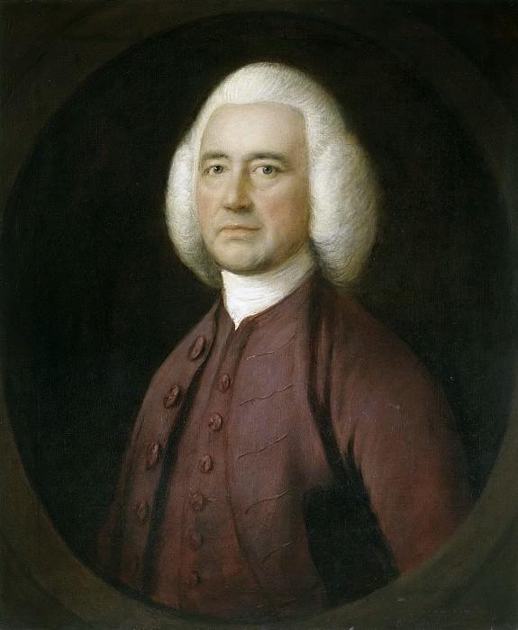 Gainsborough, Thomas -- Robert Butcher of Walthamstow. Part 1 Prado museum