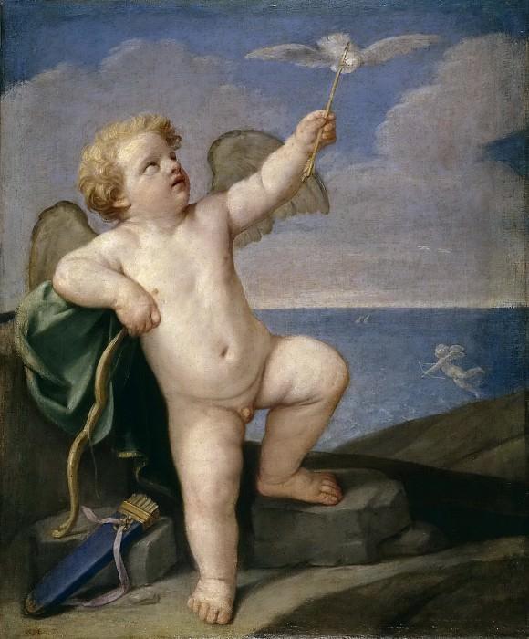 Cupido. Guido Reni