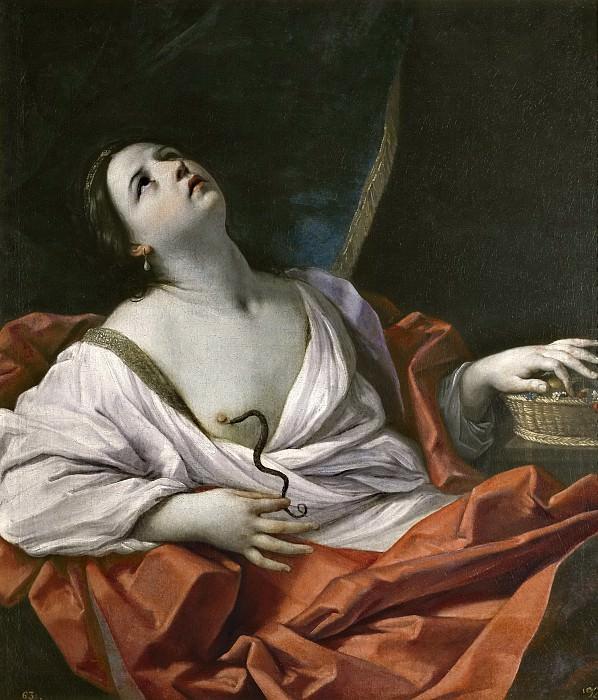 Cleopatra. Guido Reni