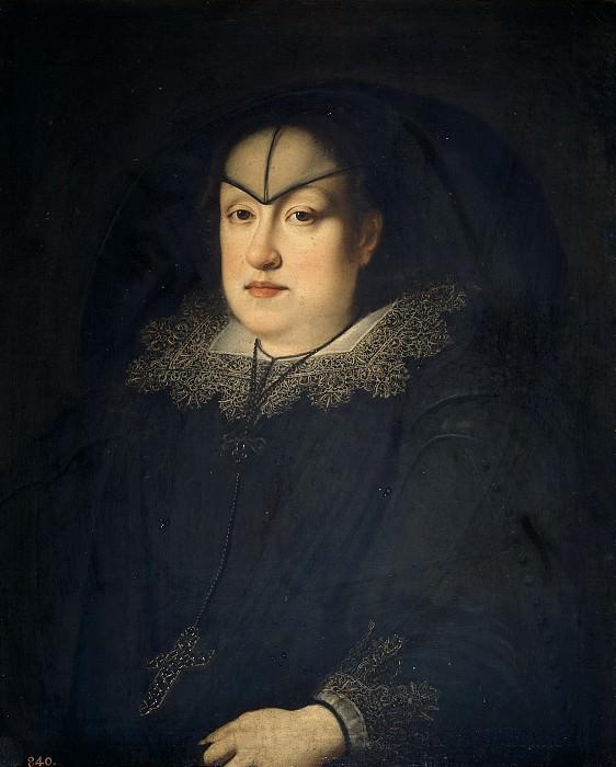 Sustermans, Justus -- María Magdalena de Austria, gran duquesa de Toscana. Part 1 Prado museum