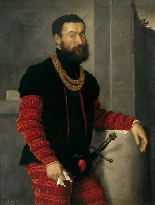 Морони, Джованни Баттиста -- Военный. Часть 1 Музей Прадо
