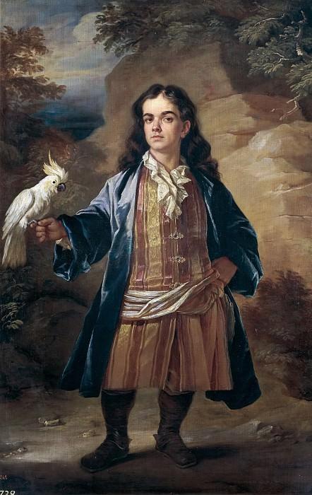 Closterman, John -- Retrato de enano. Part 1 Prado museum