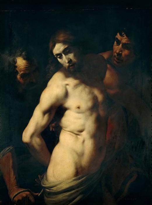 Crespi, Daniele -- La Flagelación. Part 1 Prado museum
