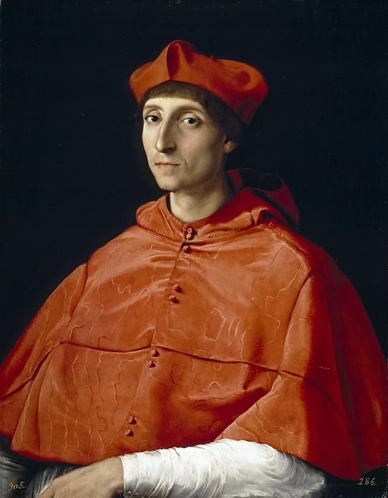 Rafael -- El Cardenal. Part 1 Prado museum