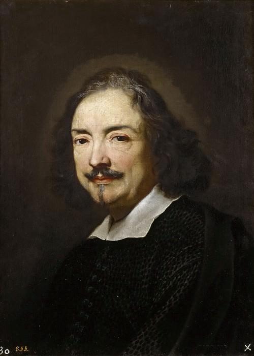 Maratti, Carlo -- El pintor Andrea Sacchi. Part 1 Prado museum