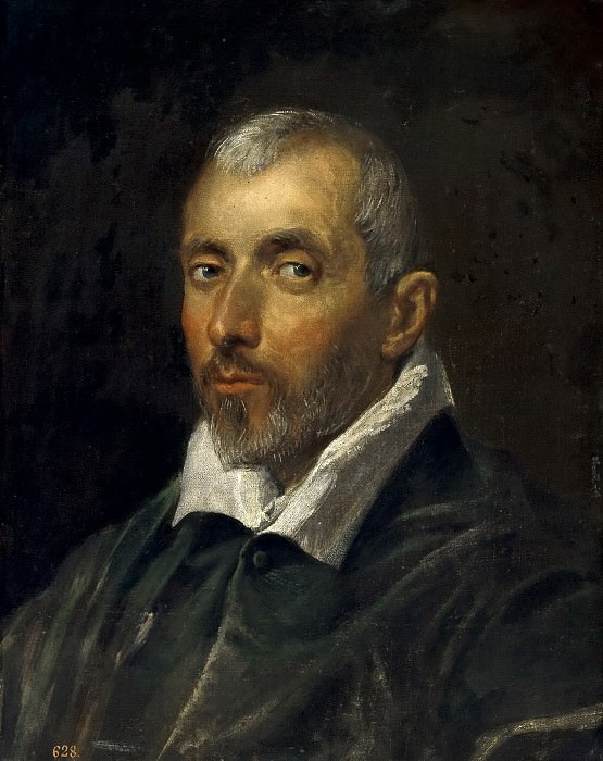 Tintoretto, Jacopo Robusti -- Magistrado veneciano. Part 1 Prado museum