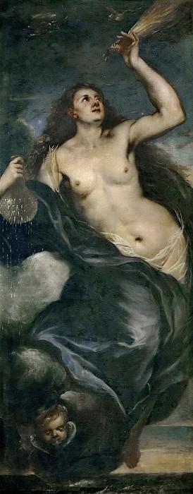 Anónimo -- El Aire. Part 1 Prado museum
