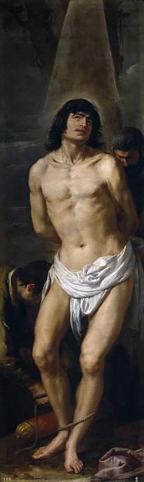 Leonardo, Jusepe -- El martirio de San Sebastián. Part 1 Prado museum