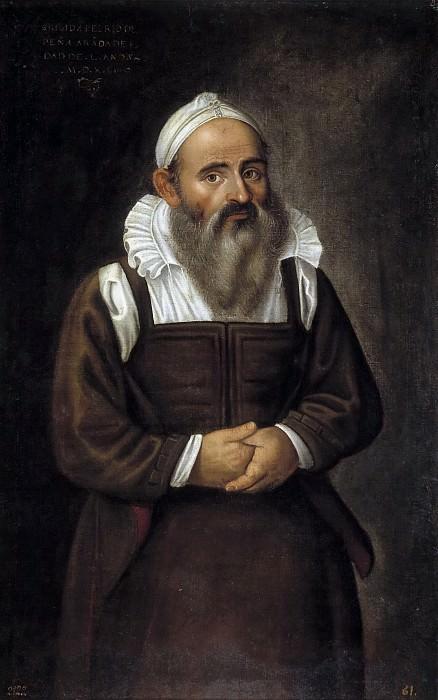 Санчес Котан, Хуан -- Бригита дель Рио, бородачка из Пеньяранды. Часть 1 Музей Прадо