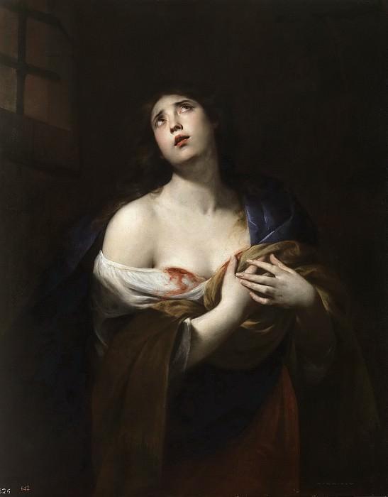 Vaccaro, Andrea -- Santa Águeda. Part 1 Prado museum