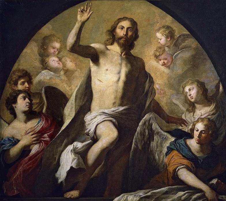 Novelli, Pietro -- Resurrección de Cristo. Part 1 Prado museum