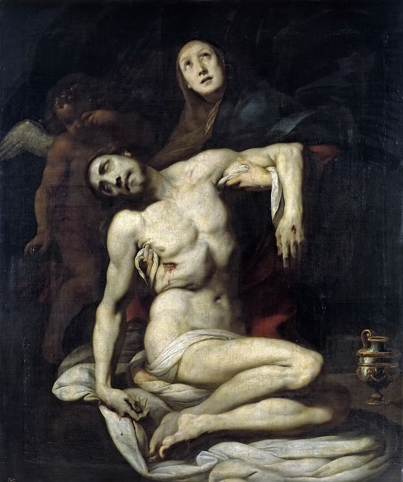 Креспи, Даниэле -- Пьета. Часть 1 Музей Прадо