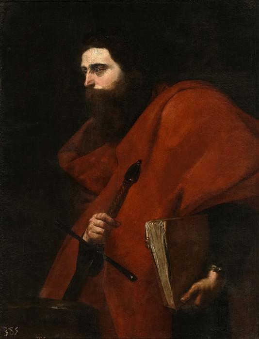 Ribera, José de (Atribuido a) -- San Pablo. Part 1 Prado museum