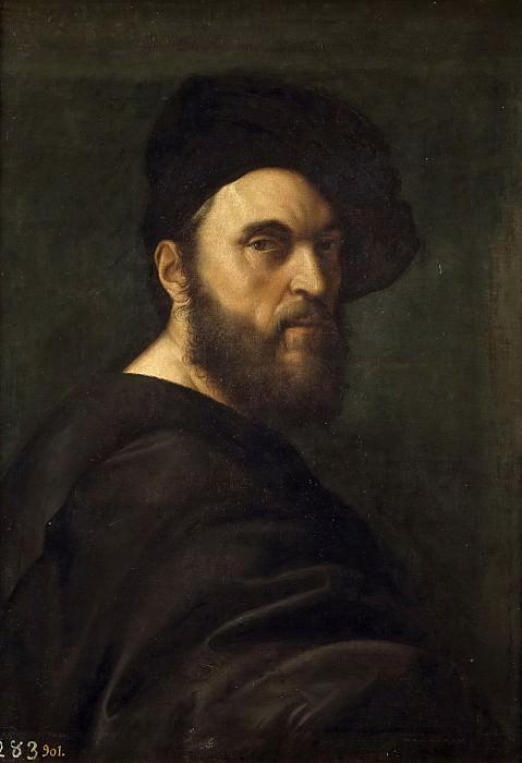 Rafael (Copia) -- Andrea Navagero. Part 1 Prado museum
