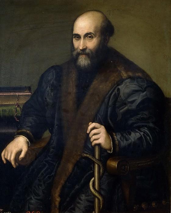 Ангишола, Лючия -- Петр Манна, врач из Кремоны. Часть 1 Музей Прадо